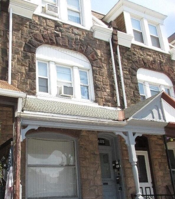 425 S 15th St Unit 2 – 1 Bed 1 Bath INCLUDES WATER , SEWER, TRASH , RECYCLING AND HEAT